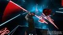 Beat Saber Sith Legend Expert TRUE Darth Maul staff saber style