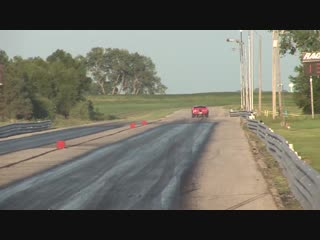 Drag Racing on 28 Slicks - US 36 Raceway