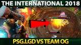 PSG.LGD vs OG - EPIC SERIES! The International 2018 Dota 2 TI8