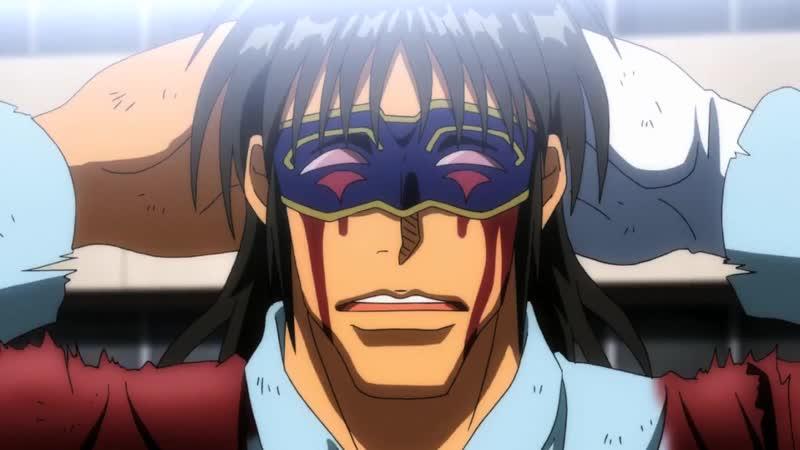 Превью седьмого эпизода аниме Karakuri Circus