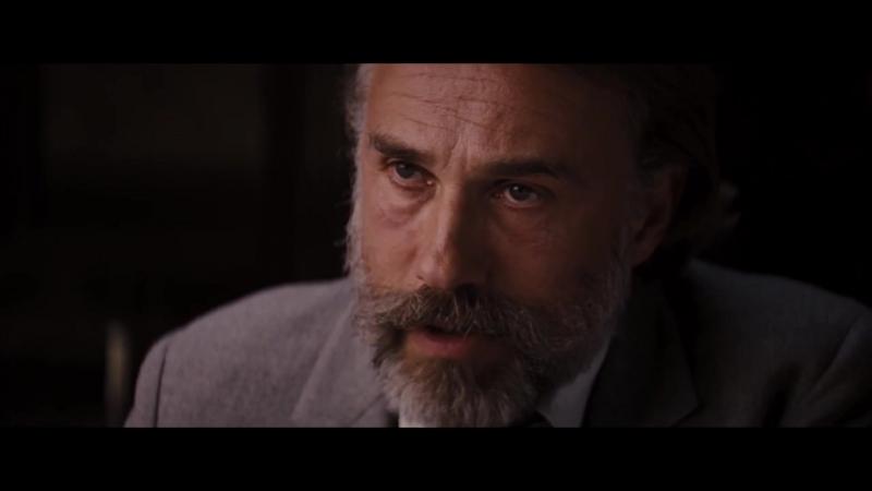 Джанго Вы правда дантист Эпизод к ф Джанго освобождённый англ Django Unchained