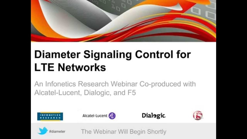 Diameter Signaling Control for LTE Networks