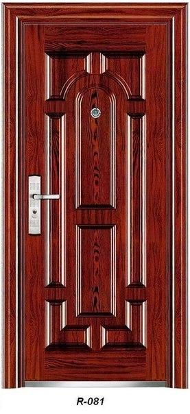нестандартные стальные двери в чехове