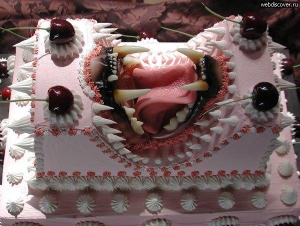 Комментарий к фото с тортиком