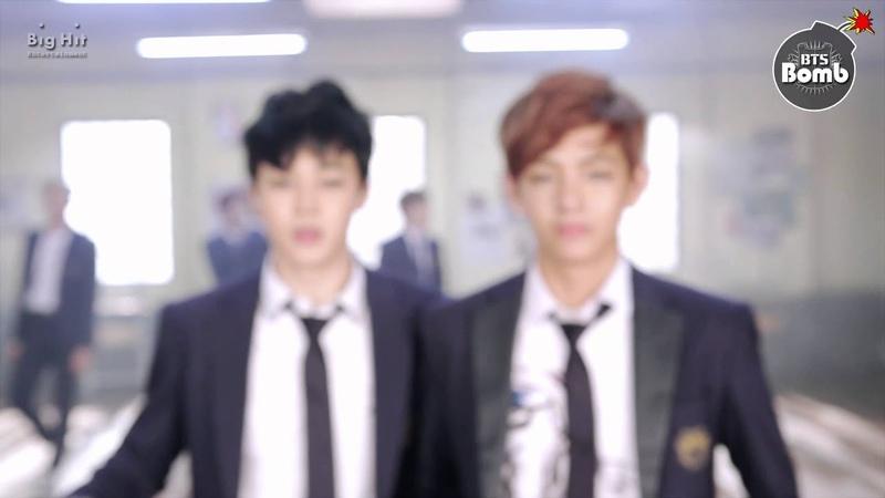 [BANGTAN BOMB] BTS run way ! (95z cam 2)