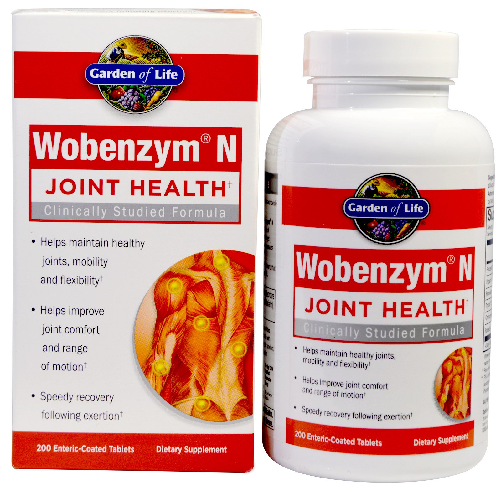 Системная энзимотерапия: Вобэнзим (Wobenzym®N)