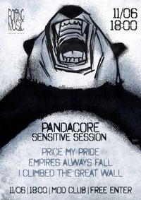 11.06 PANDACORE SENSITIVE SESSION @ MOD