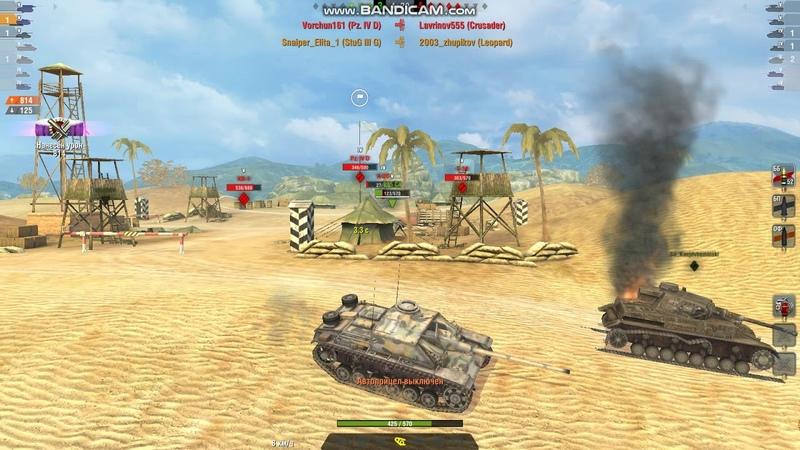 StuG III - Бьёт больно.