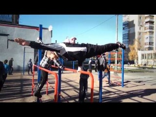 WORKOUT ZHYTOMYR AUTUMN 2K13