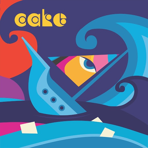 Cake альбом Sinking Ship
