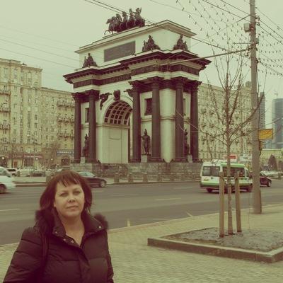 Натали Зверева, 25 августа 1974, Москва, id214687161