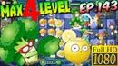 Plants vs. Zombies 2 China - Vigorous Broccoli MAX 4 level - Dark Ages Night 1 Ep.143