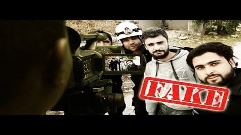 Syryjskie Hollywood - zachodnia produkcja fake news na masową skalę
