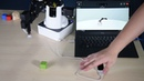 Gesture Control Dobot Magician Robotic Arm with Leap Motion