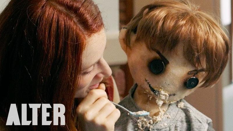 Horror Short Film The Dollmaker Presented by ALTER