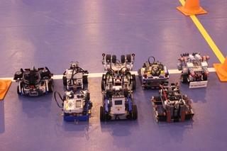 Фестиваль робототехнии