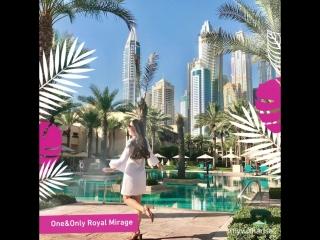 Отели с лучшими видами в Дубае
