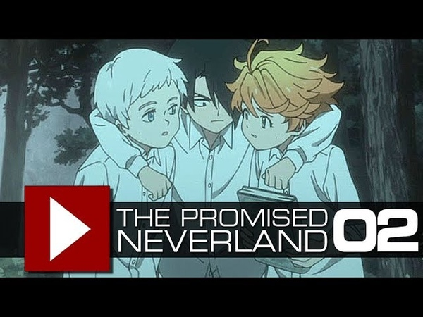 Conflito do jeito certo The Promised Neverland 02 Video Quest