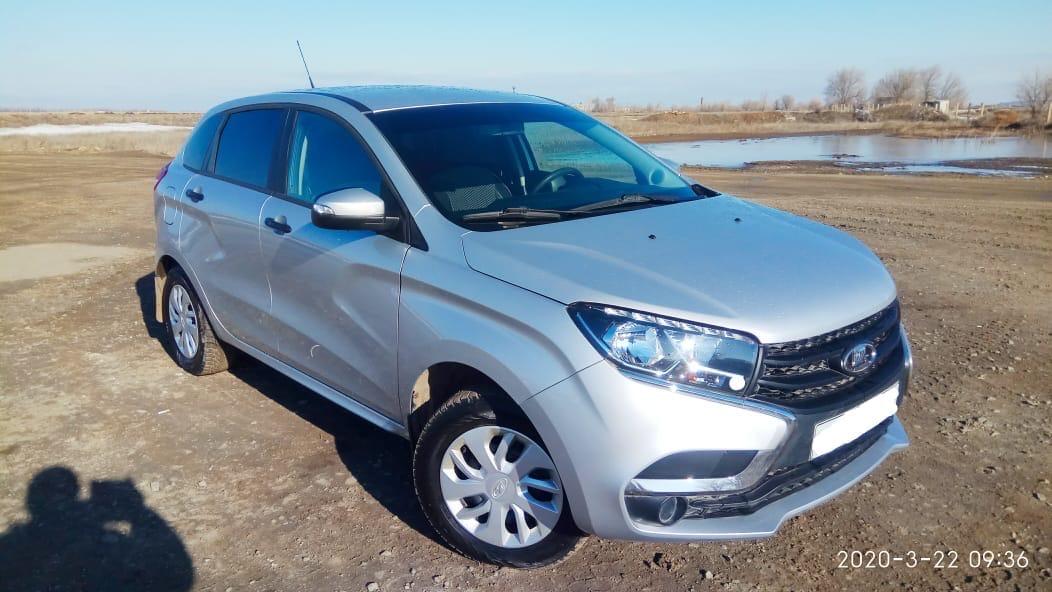 Купить Lada Хray 2018 г.в., состояние нового   Объявления Орска и Новотроицка №2993