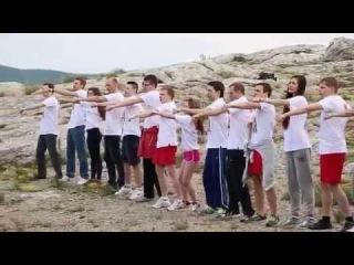 Восхождение Победителей на гору Победителей в Крыму
