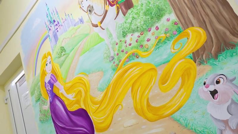 Рапунцель. (Rapunzel - Disney Princess)