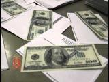 За сбыт фальшивых долларов красноярцу грозит до 8 лет лишения свободы