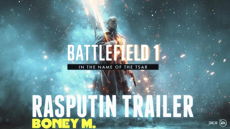 Battlefield 1 In The Name Of The Tsar Rasputin Trailer