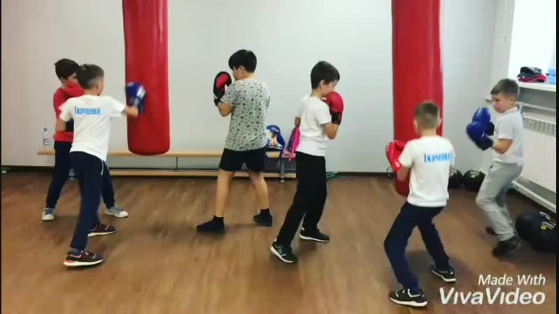 Детский бокс Зожников