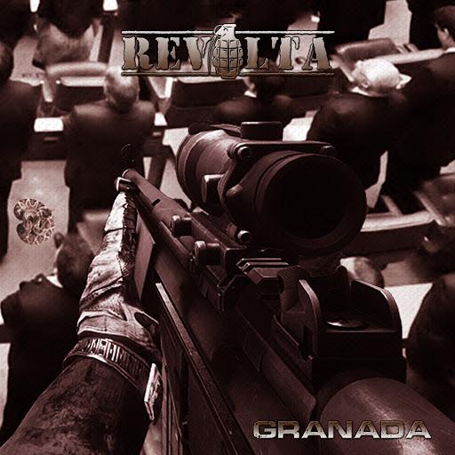Revolta альбом Granada