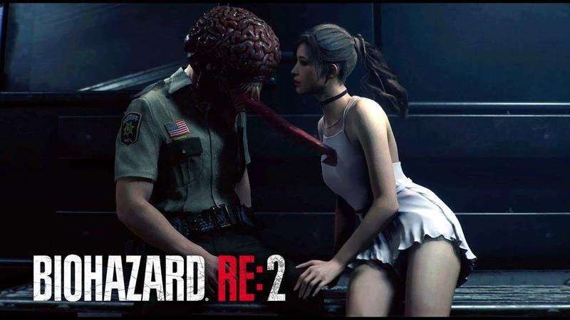 バイオハザード リメイク 2 (Resident Evil 2, 惡靈古堡2 重製版) Leon ,look at me