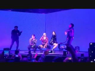 Mau y Ricky, Becky G, Karol G, Lali - Mi Mala (Live Las Vegas, 13/11/18)