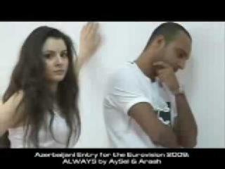 Arash &  Aysel  - Always ( Eurovision 2009 , Azerbaijan song )