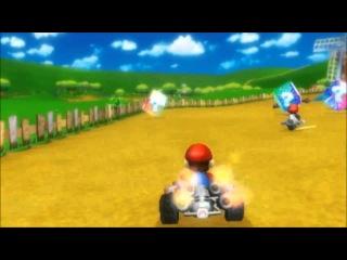 Mario Kart: Wii Trailer