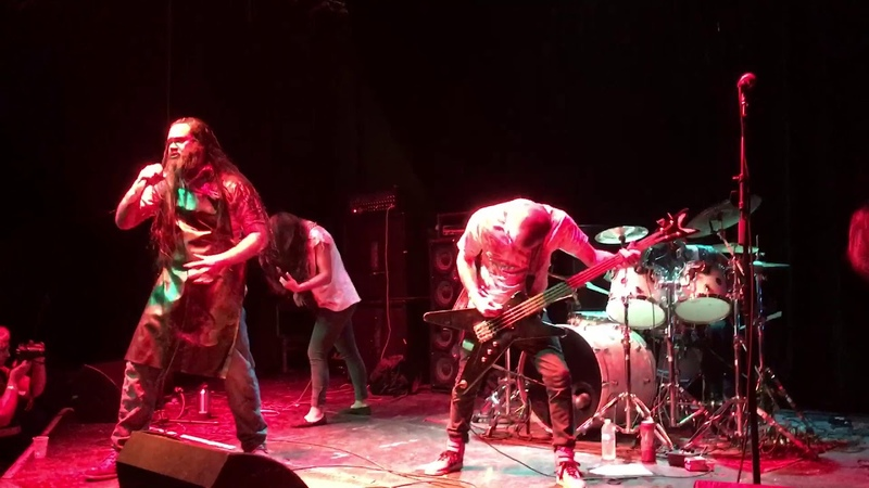 Cartilage Chopped And Churned California Deathfest 12 Oct 18