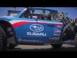 Subaru Boxer Engine at this years Baja 500