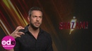 Zachary Levi: 'We all believed we could be superheros'