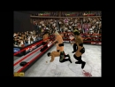 Eddie Guerrero and The Great Khali vs Ric Flair and The Rock
