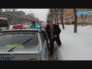 Водитель, устроивший ДТП на Ленина