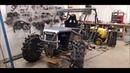 DIY Super buggy 4x4 1000cc gsxr 185hp 4wheelsteering 4wd