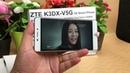 Unboxing Review ZTE K3DX-V5G 3D Smart Phone Naked Eyes 3D Qualcomm Snapdragon617 32GB Smart phone