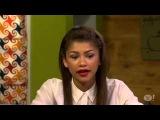 Zendaya Coleman - Yahoo! Daily Shot Interview 7/17/13