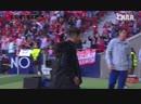 «Атлетико» — «Вильярреал». Гол Альваро Мораты