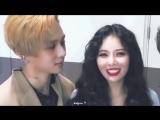 hyuna &amp e'dawn - i knew i loved you then FMV