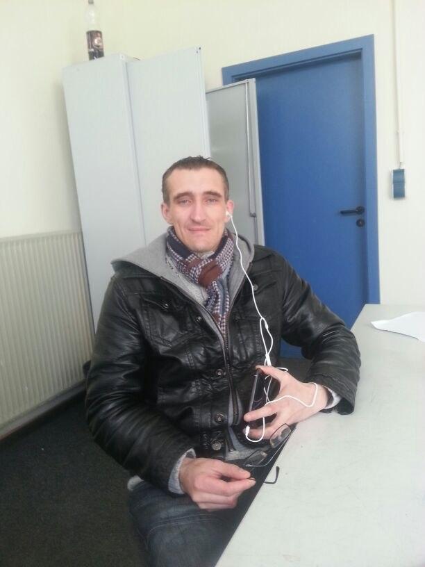 Sergej H?bert, Hamm - фото №2