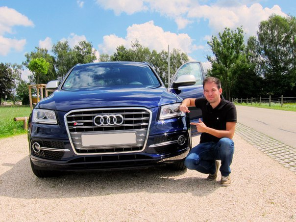 Хочешь ездить на Audi SQ5 через пару месяцев