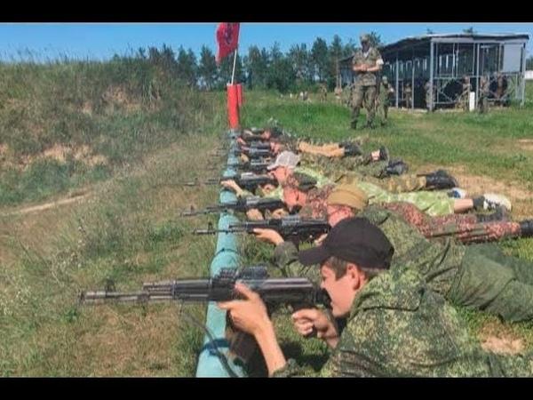 «Юный разведчик» принял участие в военно-патриотических сборах
