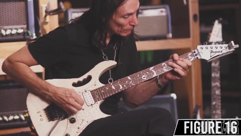 The Steve Vai Guitar Method - Episode 3 - String Bends