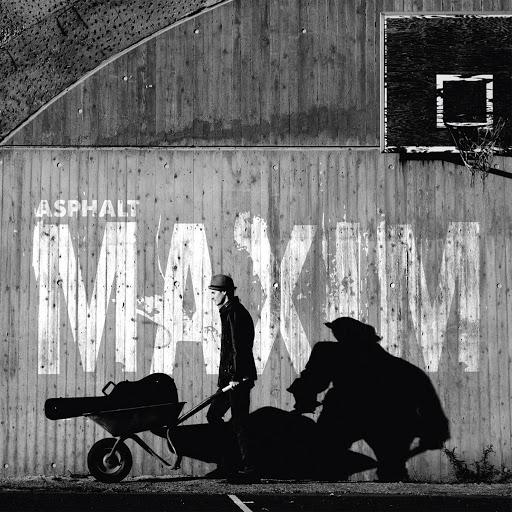 Максим альбом Asphalt