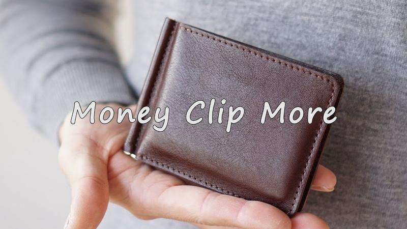 【マネークリップモア】2 大人の男性が使うお財布