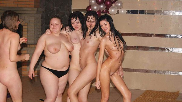 голый девишник фото